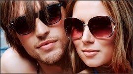 occhiali per uomo e donna