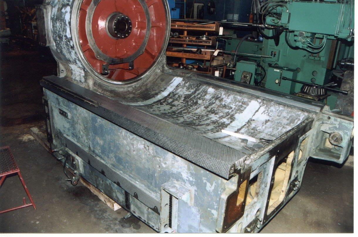bullard VTL repair - Buffalo, NY