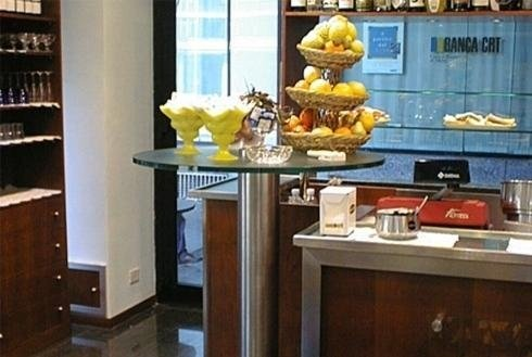 tavolo con dolci