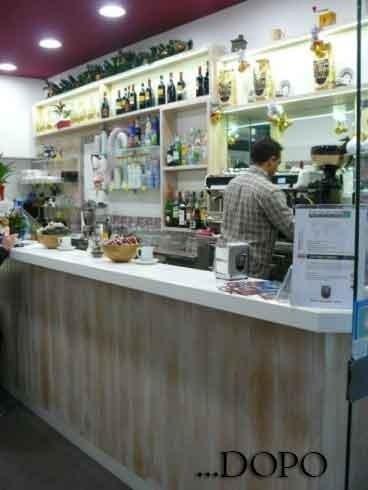 caffetteria dopo