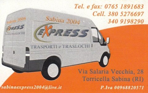 sabina express rieti, sabina express roma