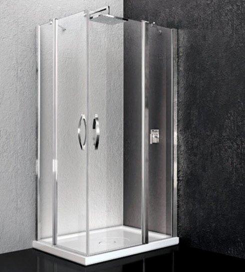 doccia in vetro