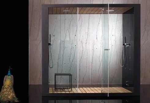 cabina per doccia