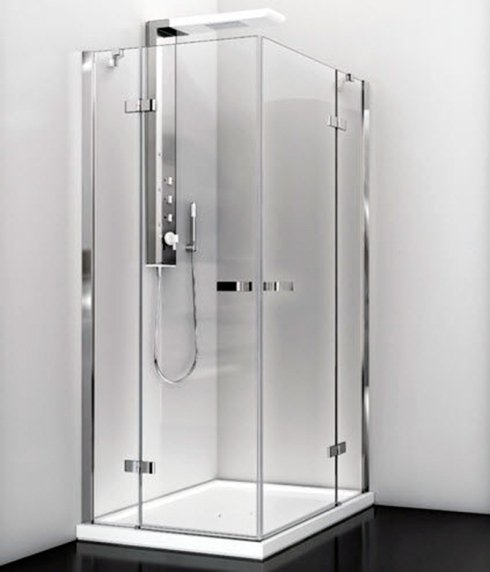 posa cabine doccia