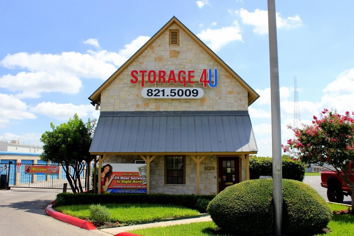 Storage 4U East in San Antonio, TX