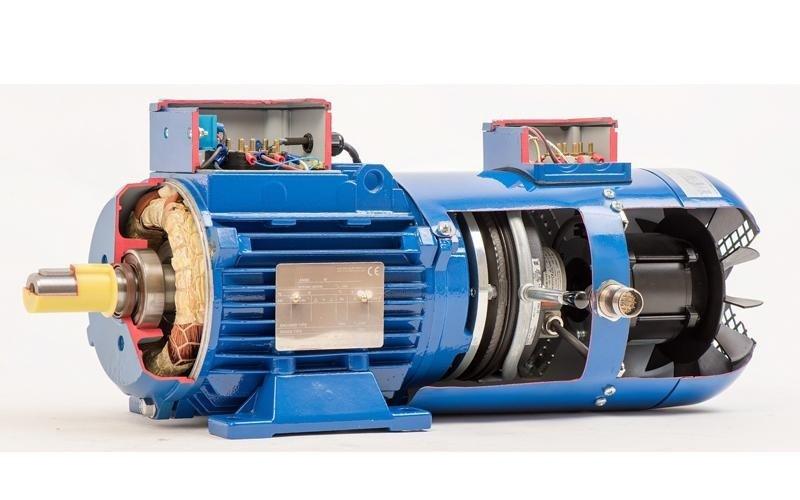 riparazione motore elettrico