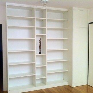 libreria verniciata