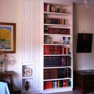 libreria a colonna