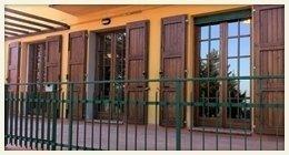 serramenti legno massello
