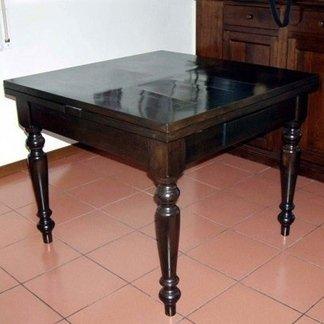 restauro tavolo antico