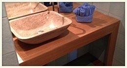 produzione tavoli legno