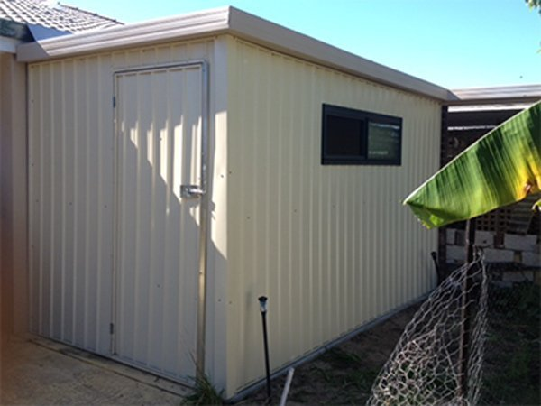 the following photos are a small sample of the sheds we have built