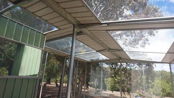 Aviaries Bibra Lake Wa Custom Sheds Perth