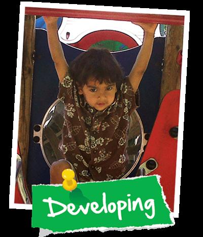 kuraby grove child care centre devolving banner