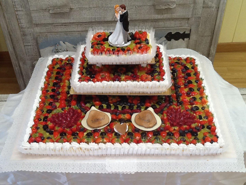 torta di nozze