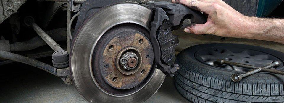 Brakes repairs