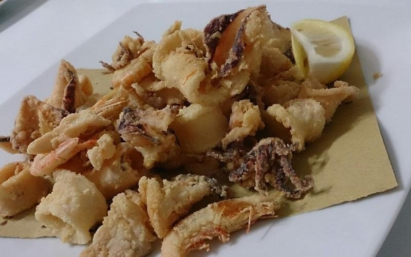 fritti misti di pesce
