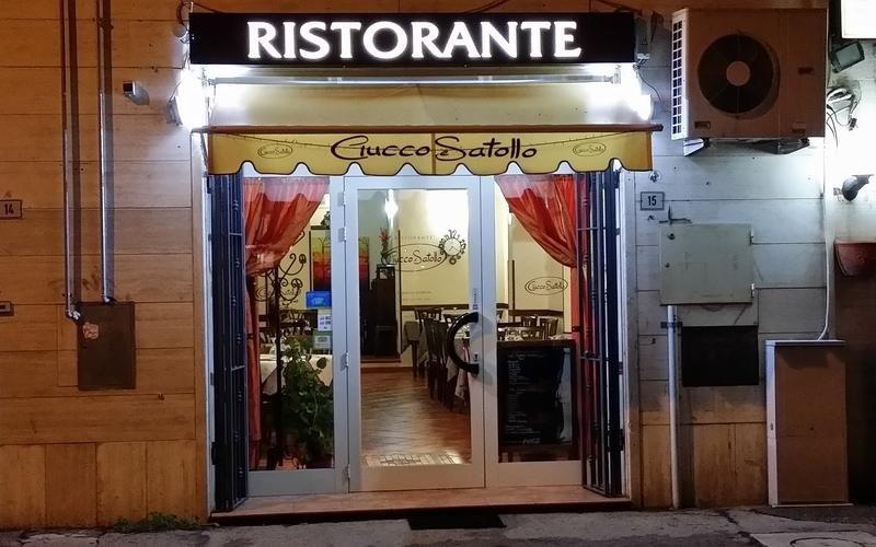 ristorante presso mura medicee