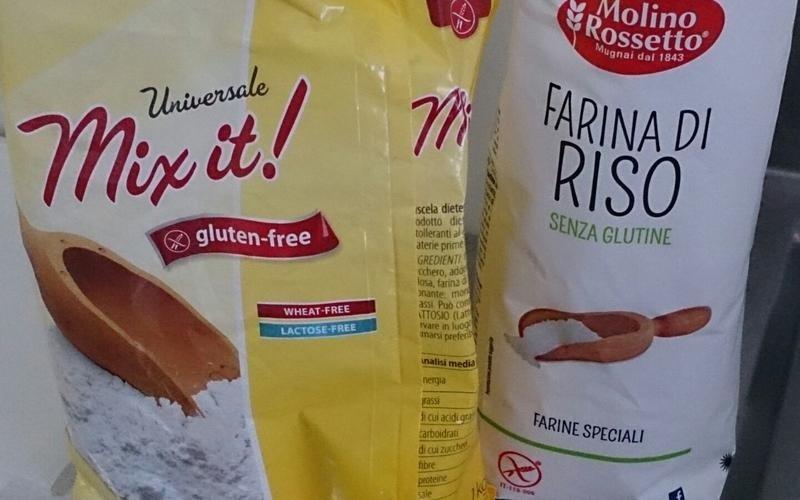 preparazioni gluten free grosseto