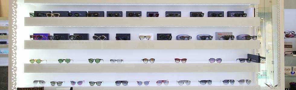Vendita occhiali da Sole delle migliori marche