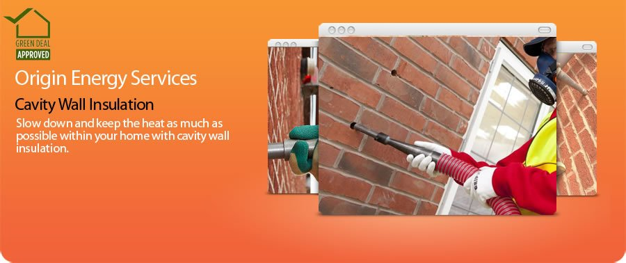 Wall Insulation Services : Insulation services by origin uk energy ltd in derby