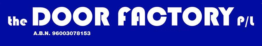 the door factory logo
