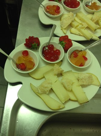 assaggi di formaggi