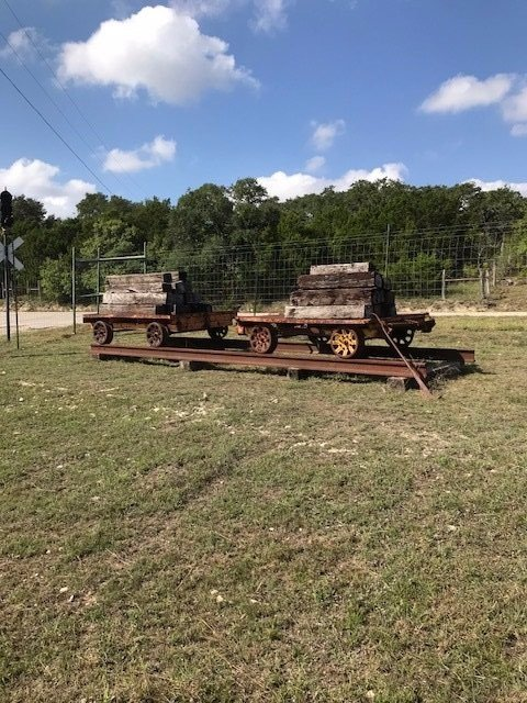 recovery of railroad equipment and supplies