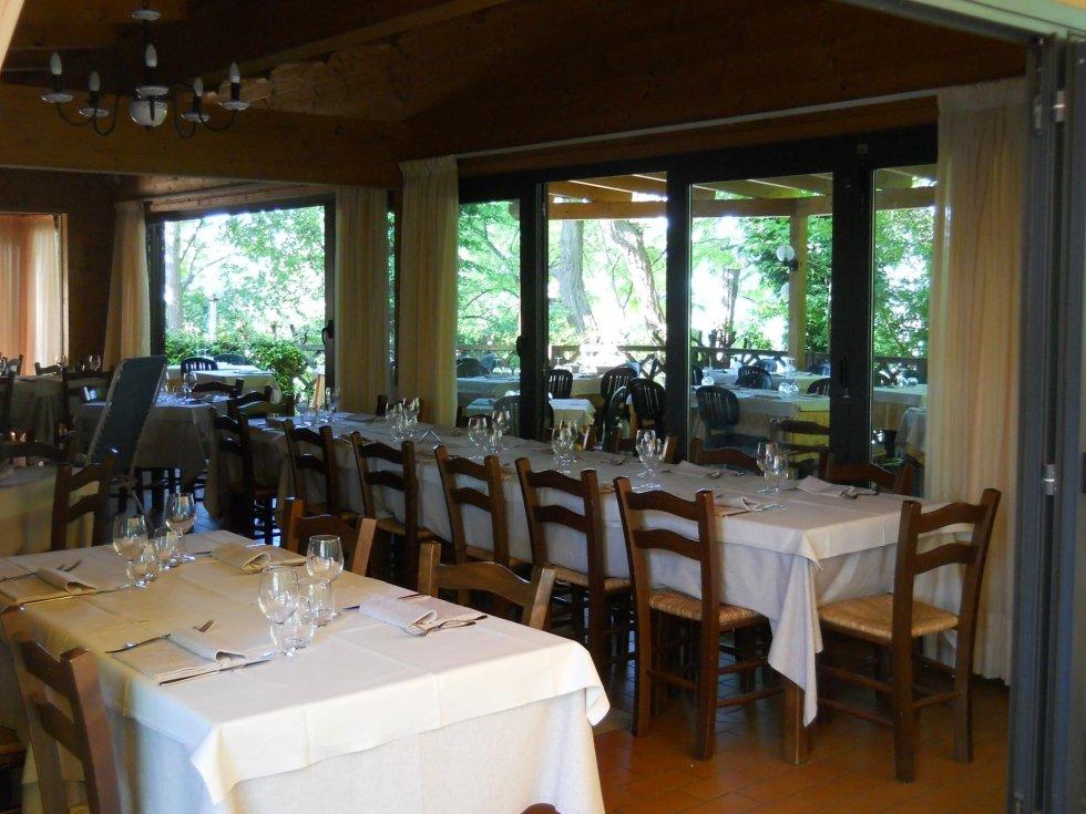 ristorante trattoria Monticino serra