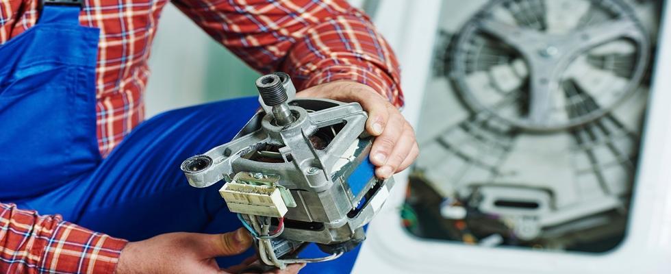 riparazione motore lavatrice