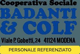 BADANTI & COLF EMILIANA soc. coop. sociale