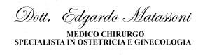 Dott. Edgardo Matassoni