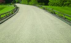 customised road