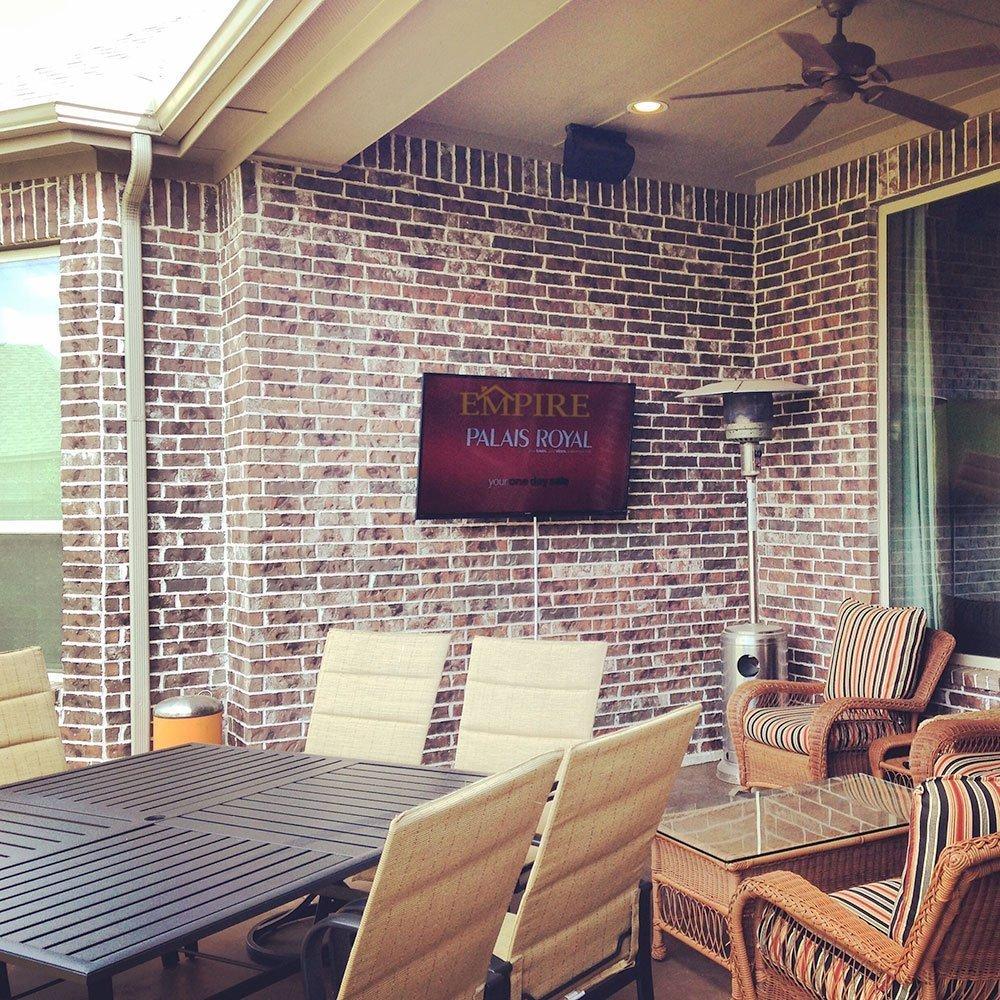 TV Wall Installation Austin, TX
