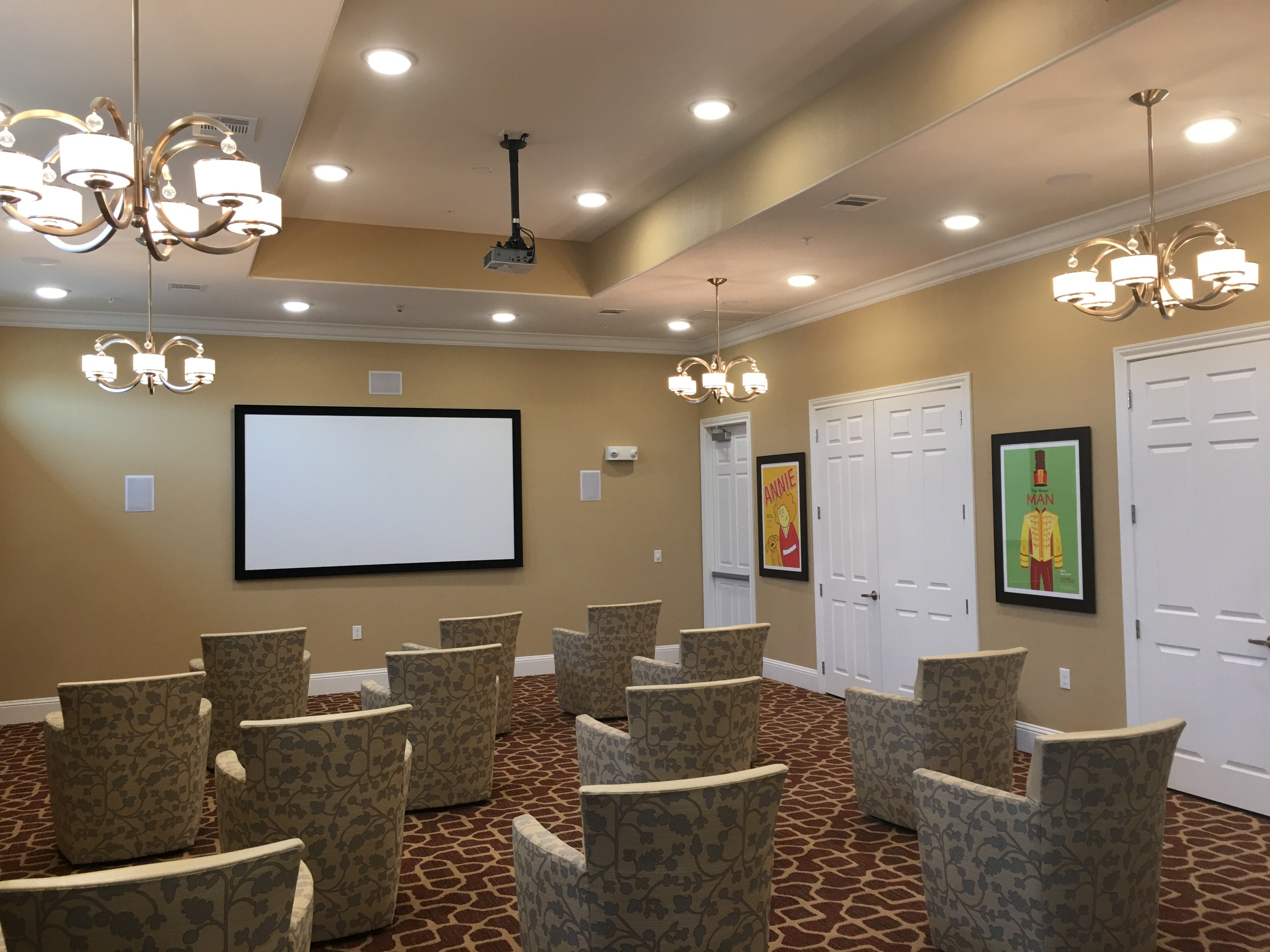 Networking It Low Voltage Wiring In The Woodlands Spring Katy Round