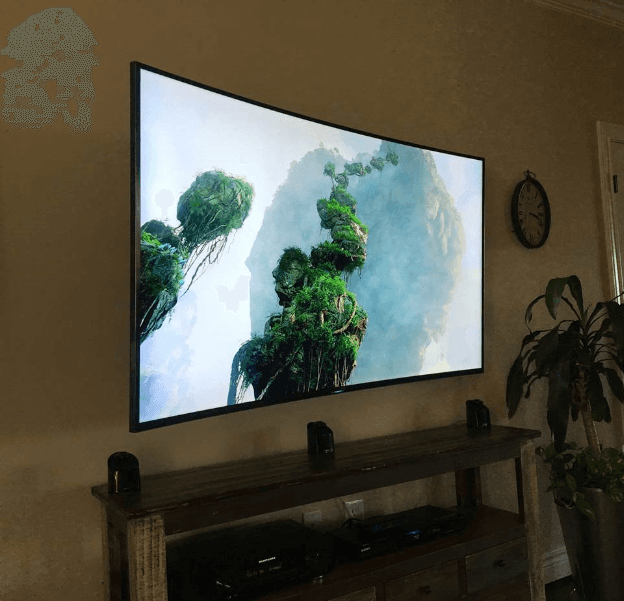 TV Mounting & Wall Installation in Houston, Austin, Dallas, The Woodlands, & Springs, TX