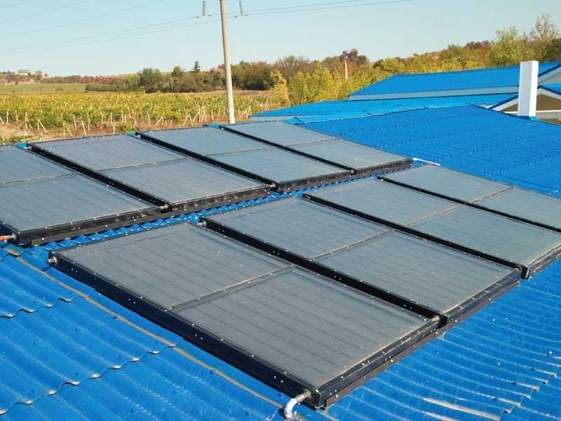 Pannelli solari Biella