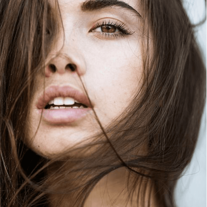 Acne peels