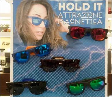 negozio di occhiali, occhiali di marca, accessori per occhiali