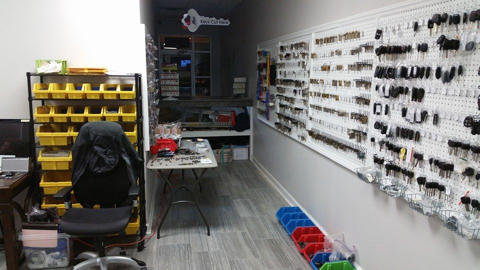 commercial locksmith Fayetteville, NC