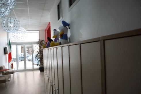 scuole materne, nido d'infanzia