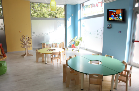 tavoli per bambini, tavolini