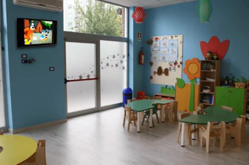 puericultori, operatori d'infanzia