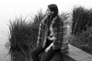 giacca zibellino barguzinsky