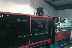 injection molding kilns