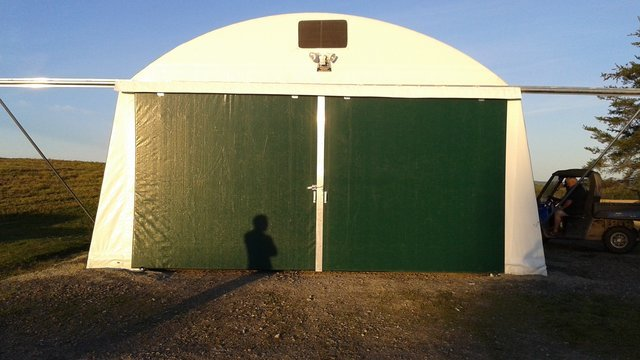Beau COVER TECH INC. CUSTOM MADE PORTABLE GARAGE TOLL FREE: 1 888 325