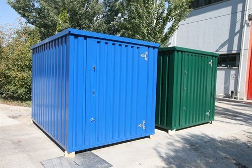 Cover Tech Inc Portable Storage Containers Flat Pack Containers
