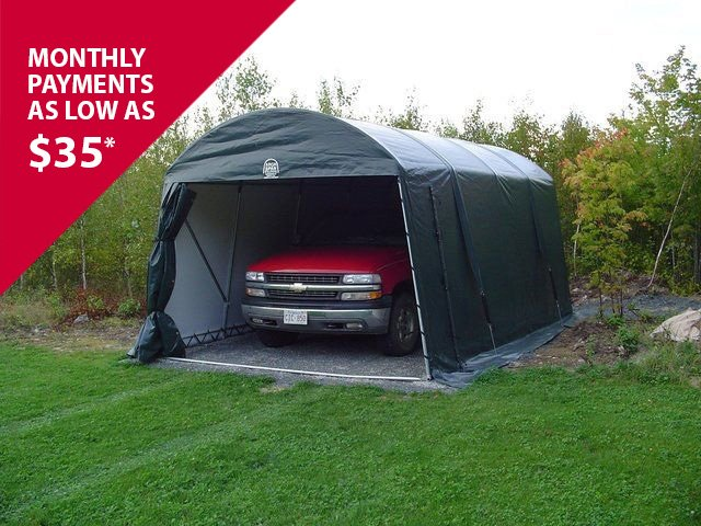 portable shelter htm retractable tarp garage portablegaragecanopyshelter canopy