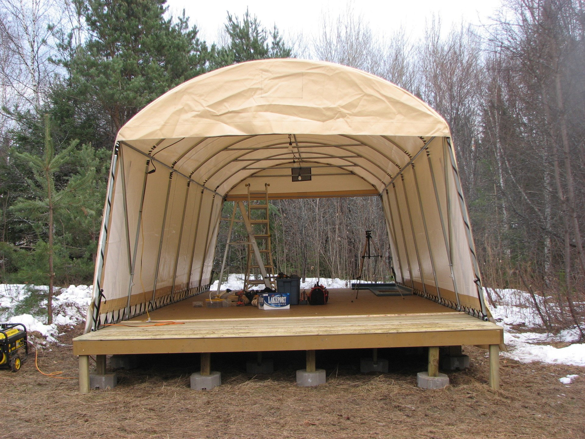Cover Tech Portable Garages Rv Garages Car Shelters