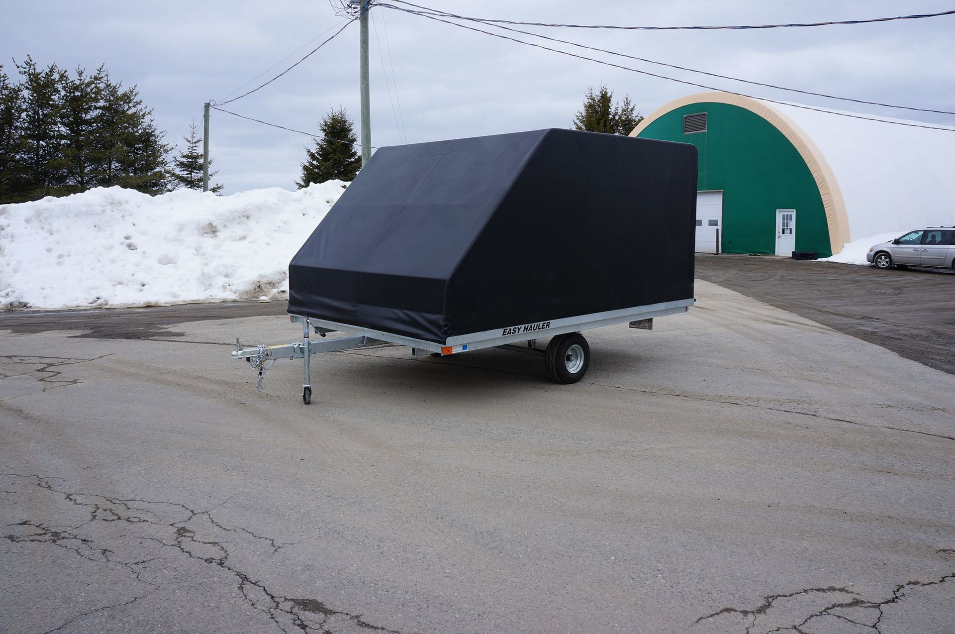 Cover Tech Inc Trailer Enclosures Low Shipping Cost